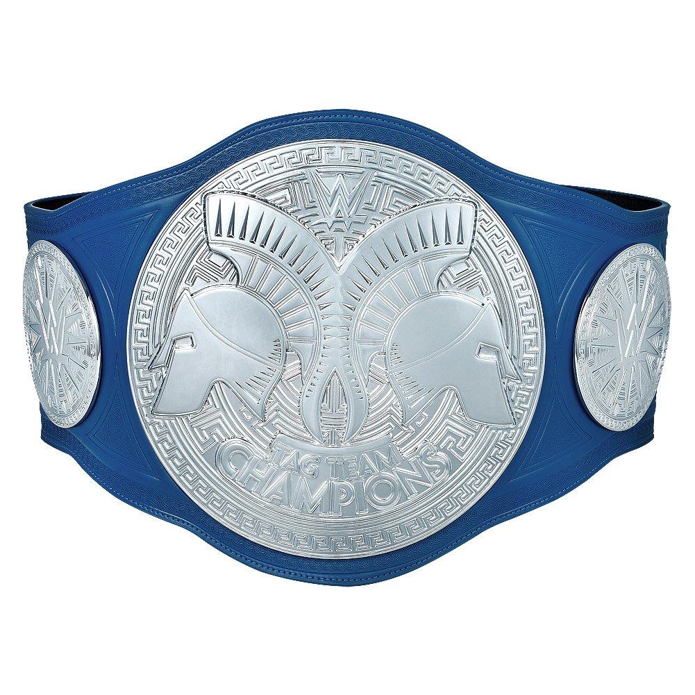WWE Smackdown Tag Team Championship Gedenktitel Gürtel