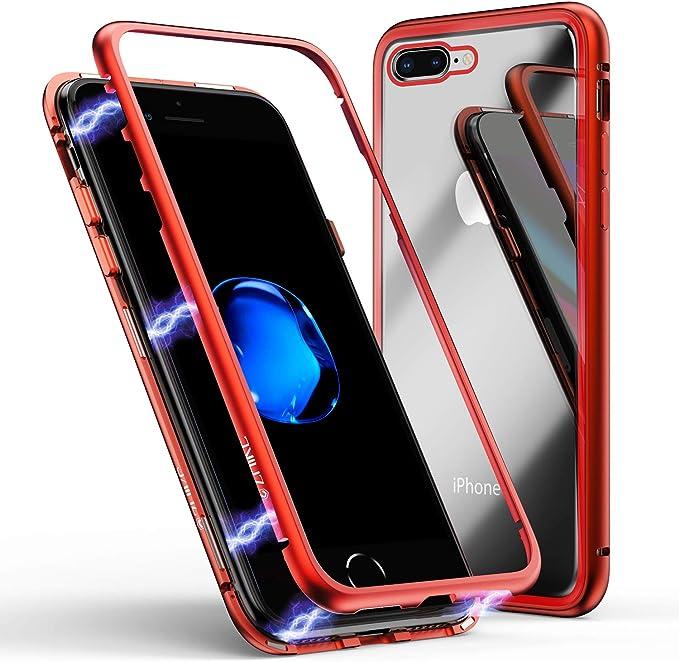custodia iphone 7 magnetica
