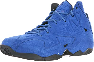 Nike Mens Lebron XI EXT Suede QS