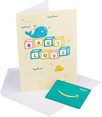 Amazon.com: Tarjeta de regalo de Amazon.com en una tarjeta ...