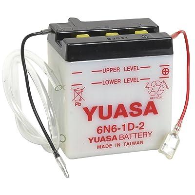 Yuasa YUAM2662B 6N6-1D-2 Battery: Automotive