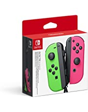 Joy-Con Pair - Neon Green/Neon Pink (Nintendo Switch)