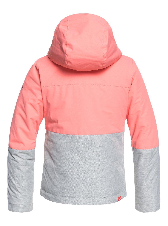 Amazon.com : Roxy Jetty Block Tech Jacket - Pink : Sports ...