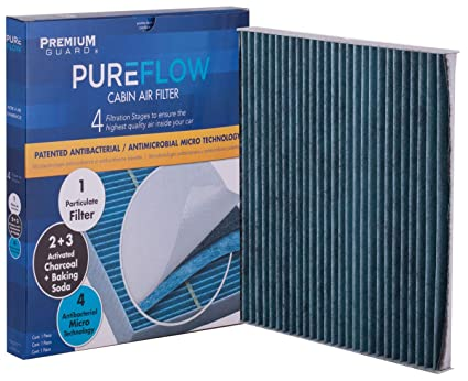 Amazon Pureflow Cabin Air Filter Pc4013x Fits 2012 15