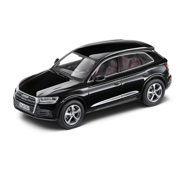 Audi Q5 1:43 Mythos Noir