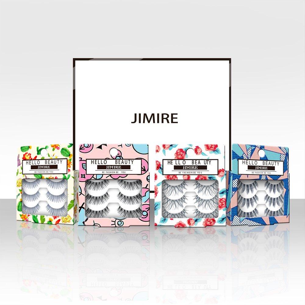 JIMIRE Multipack Beauty Eyelashes