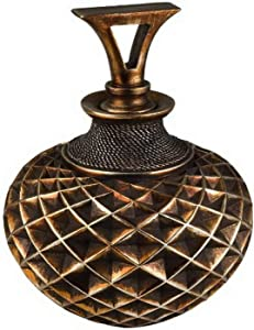 OK Lighting Western Decorative Urn