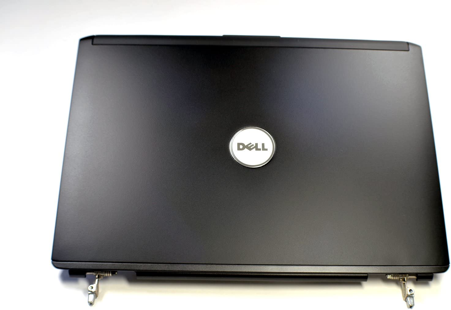 Dell New Genuine OEM Inspiron 1420 1421 Vostro 1400 Laptop Notebook 14.1 Inch Jet Black LCD Rear Back Cover 13GNJS1AM010-1DE 20080817 Top Monitor Panel Case Lid W/Hinges/Antenna Wire Assembly WY781