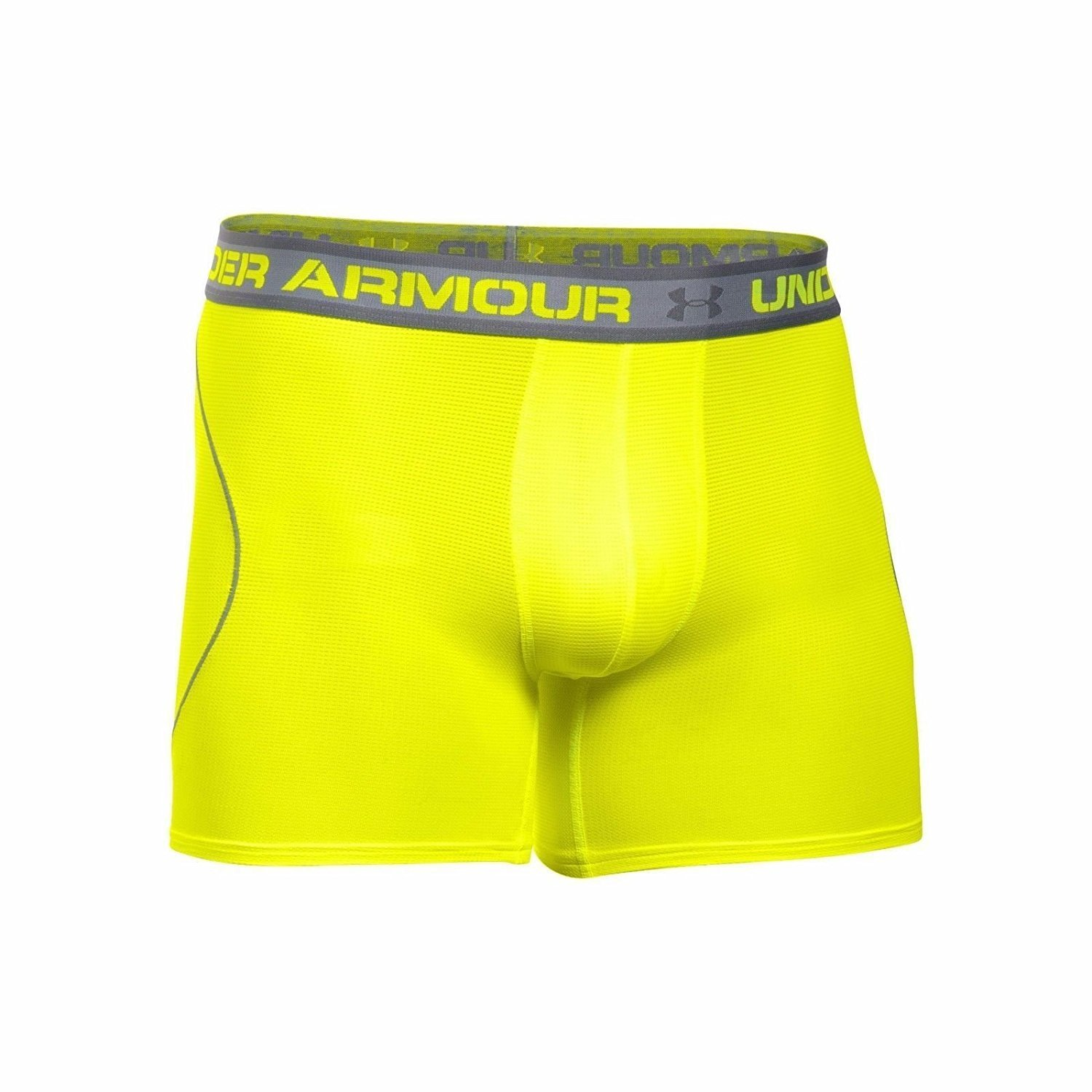 Under Armour Men's ISO Chill 6'' BoxerJock Boxer Briefs Under Armour Apparel 1277276