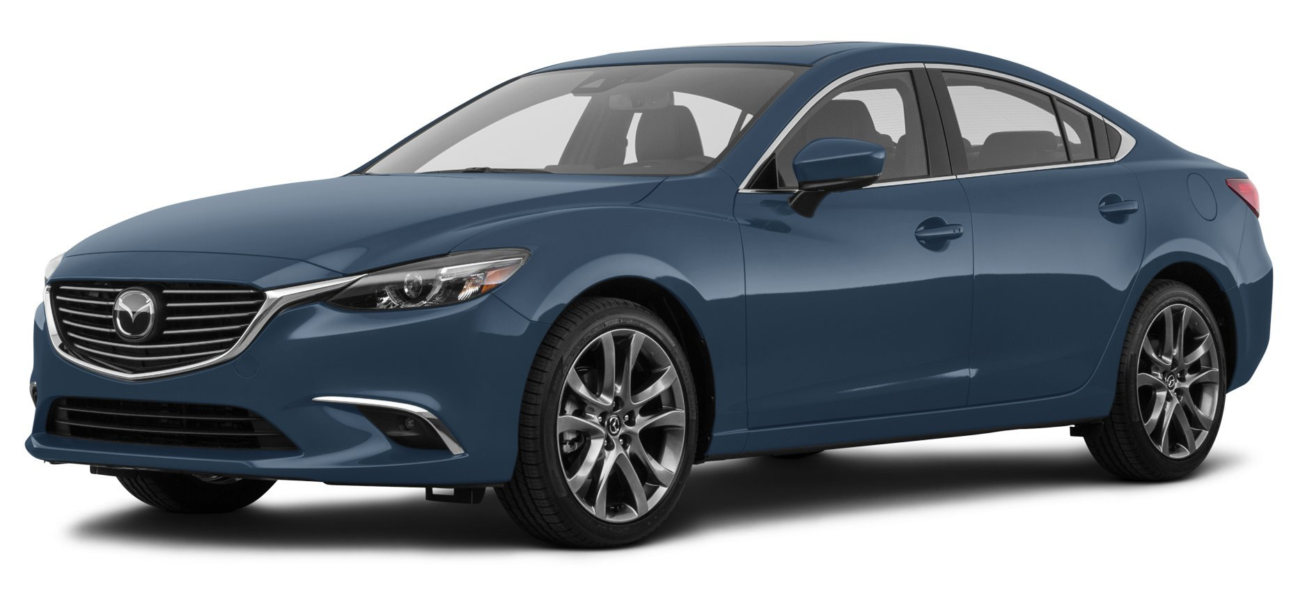 Mazda Mazda6: Steps for Determining the Correct Load Limit