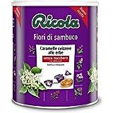 CARAMELLE RICOLA BARATTOLO SAMBUCO 1KG