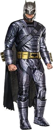 Rubies Disfraz Batman v Superman, Armadura de Batman de lujo para ...