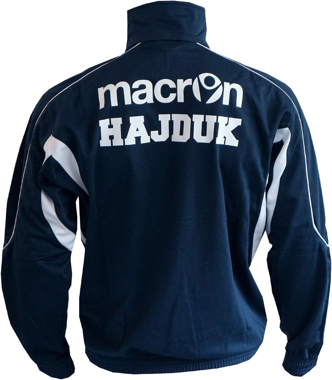 Macron Hajduk Split Pullover Hajduk Fan Sweatshirt Sweater Kroatien Fanartikel