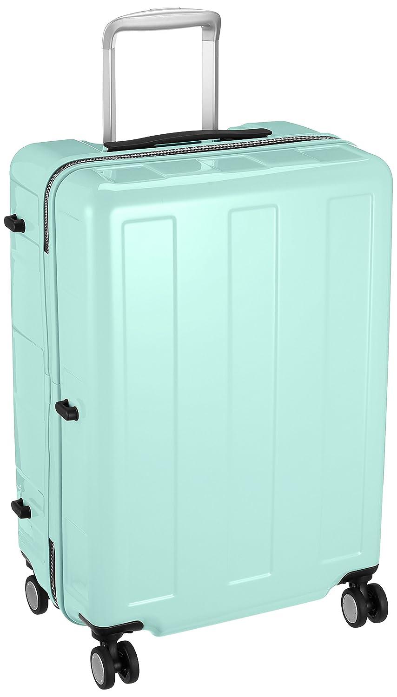 563aae2d1c プラスワン] スーツケース等 57L 56.0cm 3.2kg B078HVQ7Z1 アイス ミント ...