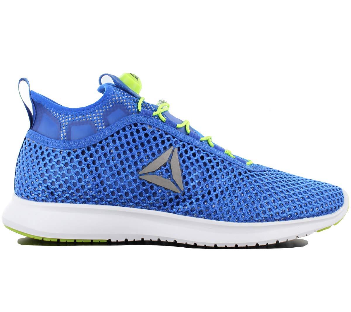 Reebok Bd4878, Zapatillas de Trail Running para Hombre 42 EU|Azul (Awesome Blue / Solar Yellow / Black)