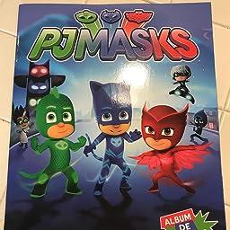 Panini- PJMasks Álbum (003387AE): Amazon.es: Juguetes y juegos