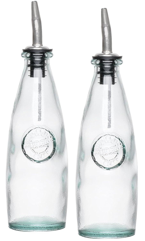 Amazon.com: FineDine Olive Oil Dispenser, 10 oz, Eco Friendly ...