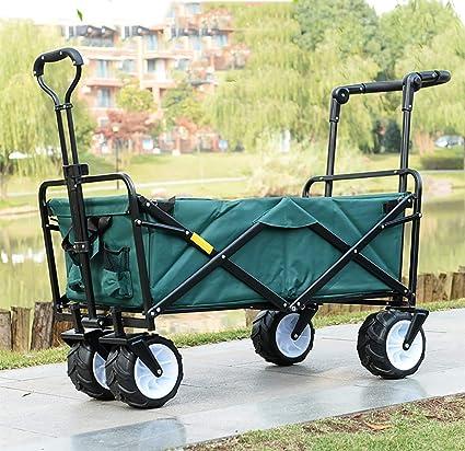 Carretillas de mano Al aire libre en las cuatro ruedas ...