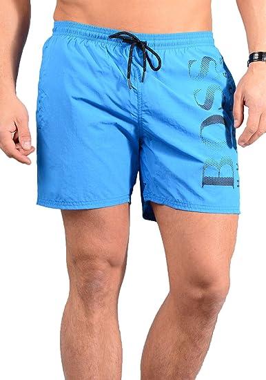 ac537e72f8 BOSS Hugo Men's Swim Shorts, Octopus, Swim Shorts, S-XXL, Swimwear