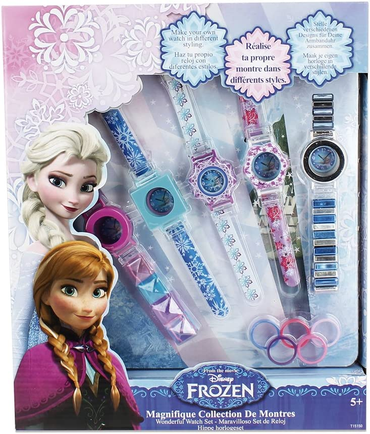 Disney Frozen Set de Relojes Cefa Toys 88283