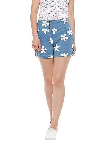 22e2819f31 Rider Republic Women's Shorts (312026LP): Amazon.in: Clothing ...