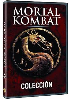 Mortal Kombat 1 & 2 [Reino Unido] [DVD]: Amazon.es: Cine y ...