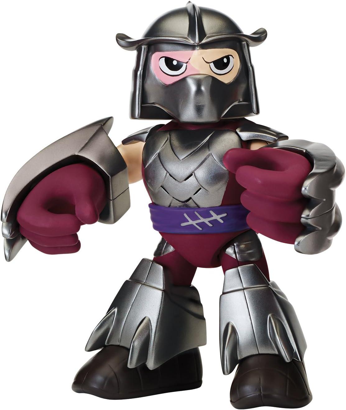 Teenage Mutant Ninja Turtles Pre-Cool Half Shell Heroes 6 Inch Shredder Talking Turtles Figure