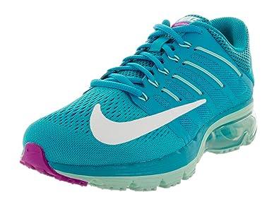 dd07673f3f Nike Womens Air Max Excellerate 4 Blue Lagoon/White/Copa Running Shoe 8  Women