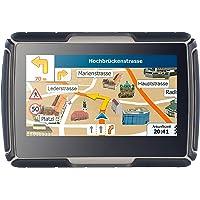 NavGear Navigationsgeräte: TourMate N4, Motorrad-, Kfz- & Outdoor-Navi mit West-Europa (Navigation Motorrad)