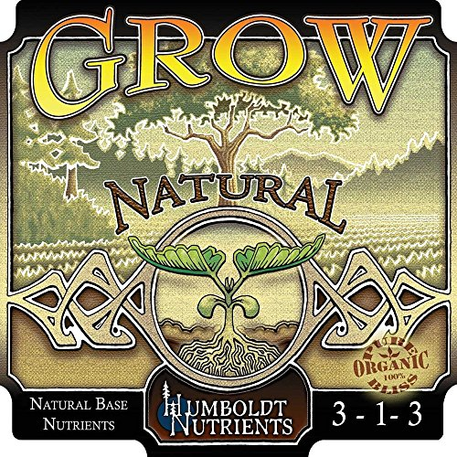 Humboldt Nutrients OG405 Grow Natural, 32-Ounce by Humboldt Nutrients