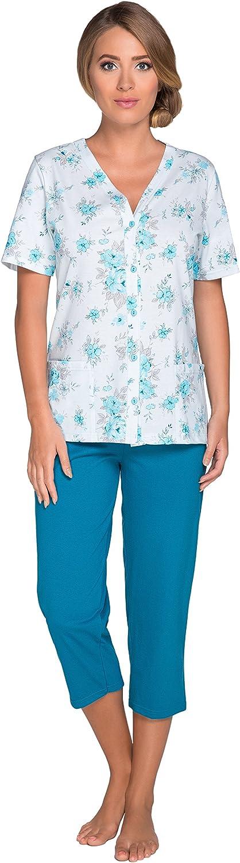 Italian Fashion IF Pijama Camiseta y Pantalones Mujer H2Dw3G 0225