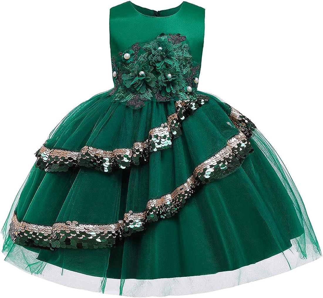 YOOJIA Damen Chiffon Kleid Festlich Partykleid /Ärmellos Brautjungfer Kleid Hochzeit Abendkleid Abschlussball Kleid Cocktailkleid