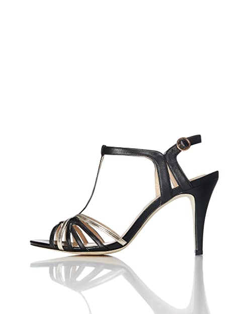 c01f3f347 FIND Sandalias de Tiras para Mujer  Amazon.es  Zapatos y complementos