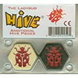 "Huch & Friends 212132-1 ""Hive Carbon Ladybug"" Expansion for Strategy Game"