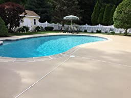 Amazon Cool Decking Pool Deck Paint Coating for