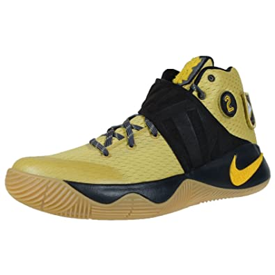Authentic Nike Zoom Hyperfuse 2012 Game Royal University Gold Obsidian