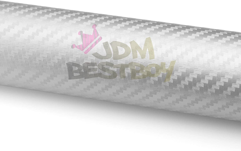 Sample 10cm x 20cm JDMBESTBOY Sample Black 3D Carbon Fiber Textured Matte Car Vinyl Wrap Sticker Decal Film Sheet 4X8