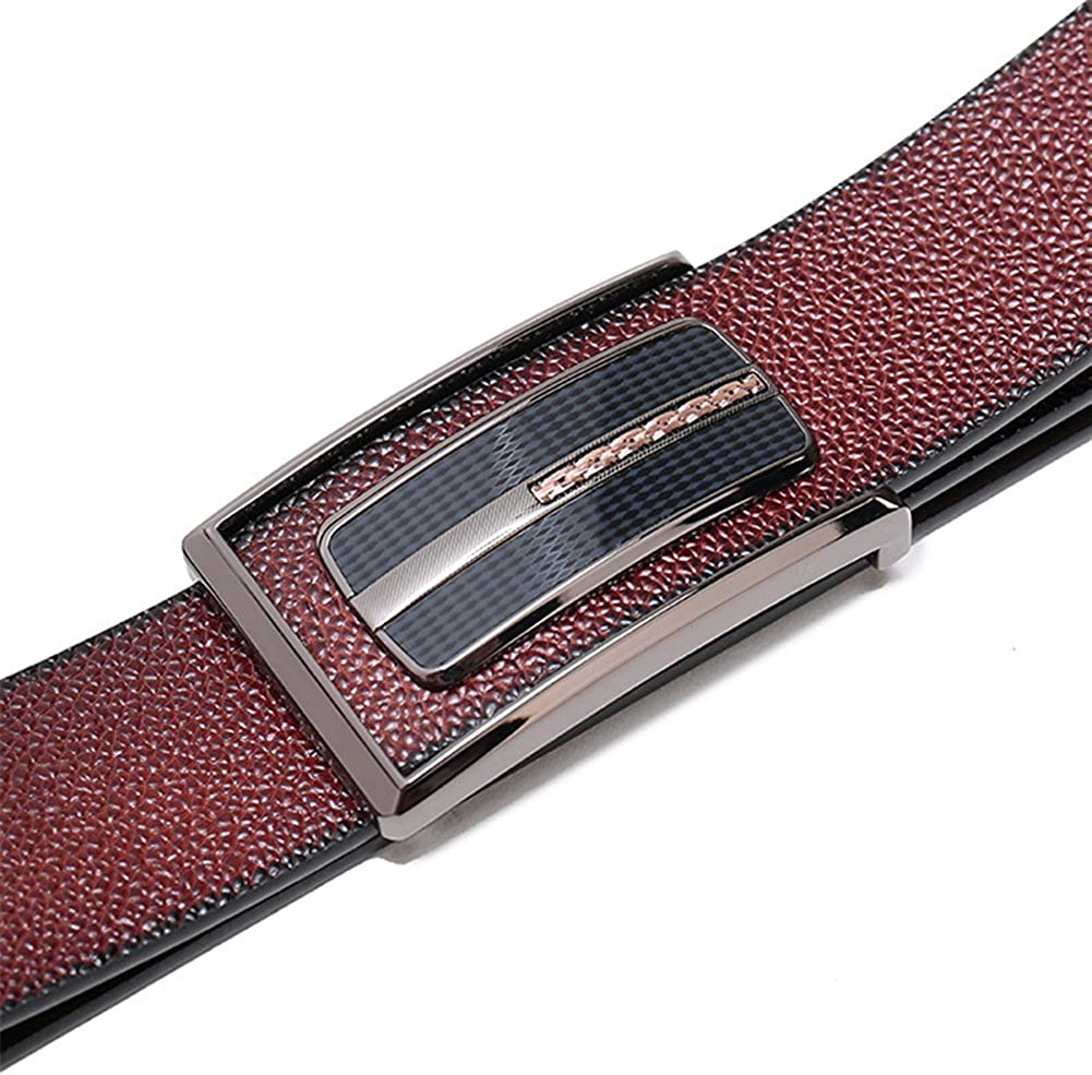 Adjustable Work Active Basic Leather,Casual Formal Belts,Casual Wear /& Cowboy Wear /& Work Clothes Uniforms,A,115 XUEXUE Mens Business Belt Automatic Buckle Belt