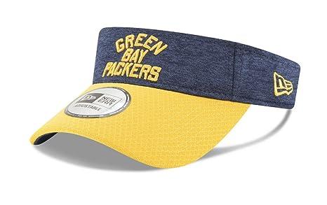 723576c1 Amazon.com : New Era Green Bay Packers Adjustable Acme Blue Yellow ...