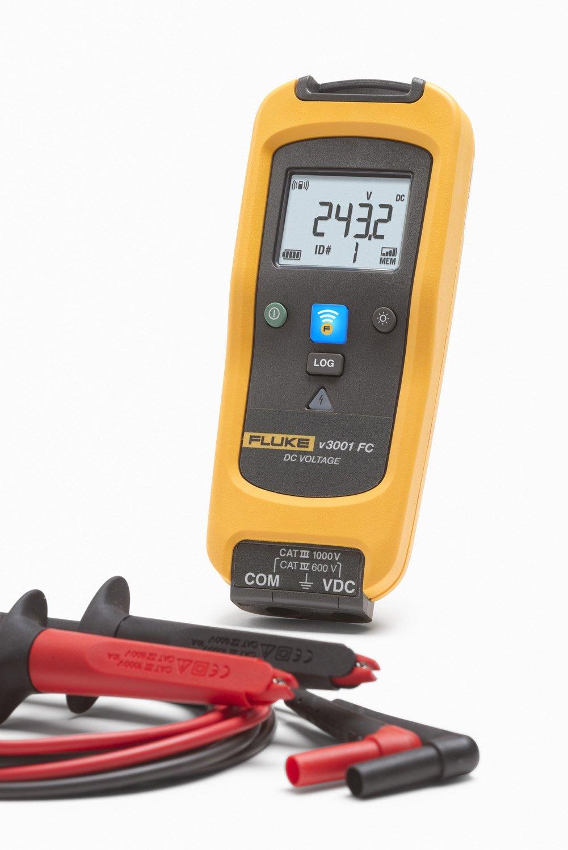 Fluke V3001 FC KIT Wireless Basic Kit with V3001 DC Voltage Module