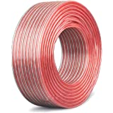 無酸素純銅スピーカーケーブル 高純度OFC 錫メッキスピーカーケーブル (14AWG-05M)