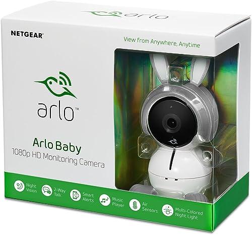 Arlo baby monitor reviews