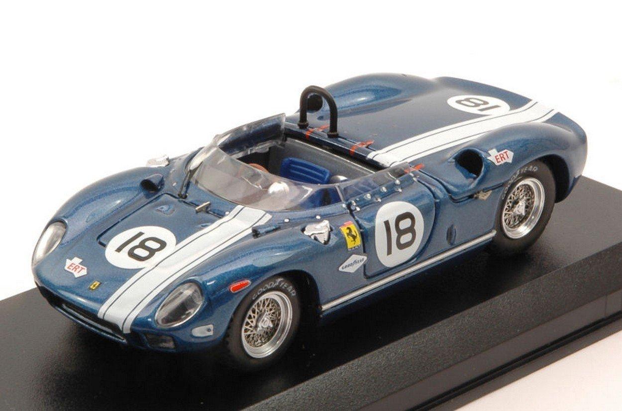 Art Model AM0346 Ferrari 275 P N.18 DNF 500 KM BRIDGEHAMPTON 1965 ANDRETTI 1:43