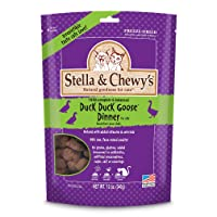 Stella & Chewy'S Freeze-Dried Raw Duck Duck Goose Dinner Morsels Grain-Free Cat Food