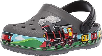 Crocs Kids' Fun Lab Train Band Clog