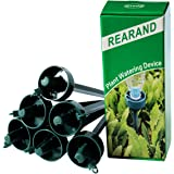 REARAND Vacation Plant Watering Device Self Watering Automatic Watering Kit For Plants and Herbs (6 PACK)