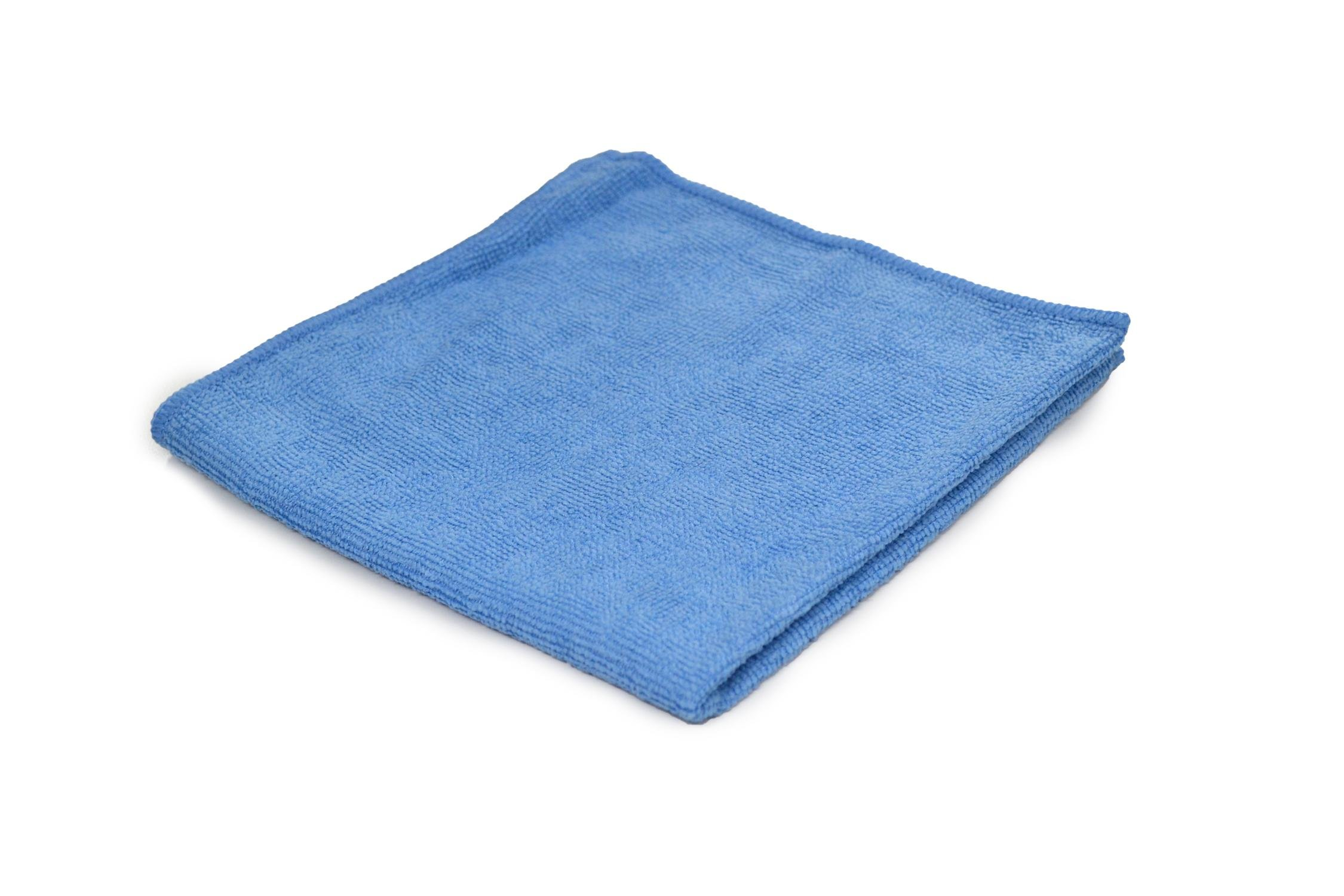 Pro-Clean Basics A73105 Microfiber General Purpose Cleaning Cloth, Heavy Weight, 12in x 12in: 240-Pack