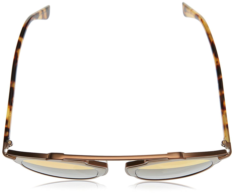 Amazon.com: Dior rjk Matte Bronze Havana Soreal Aviator ...