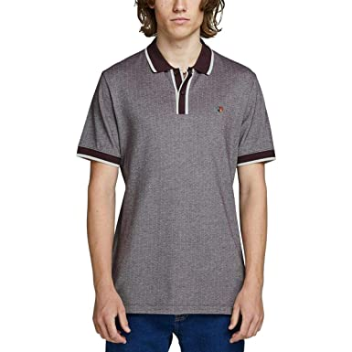 JACK & JONES PREMIUM Jprmilton BLU. SS Polo Hombre: Amazon.es ...