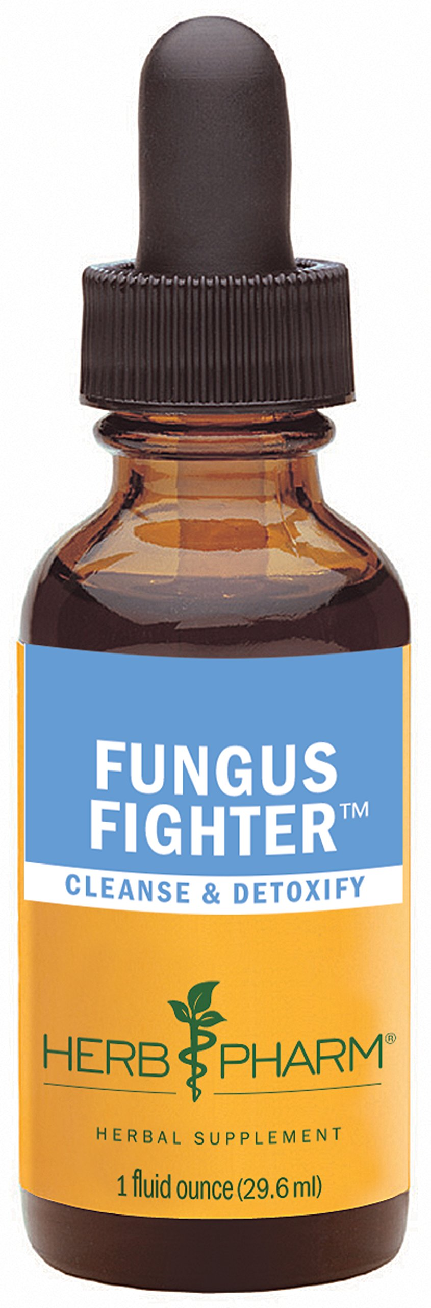 Herb Pharm Fungus Fighter Herbal Formula for Cleansing and Detoxification - 1 Ounce
